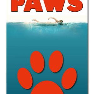 PAWS limited edition print from funky presents