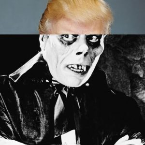 Funky Presents Phantom Opera Donald Trump E-Card