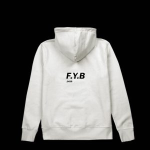 Fuck You brother Hoodie FY Brother back
