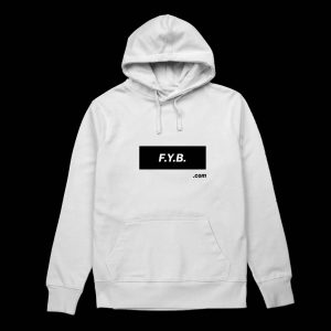 Fuck You brother Hoodie FYB block front